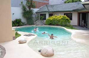 Foto piscine naturali interrate dal design bio - Arrigoni piscine ...